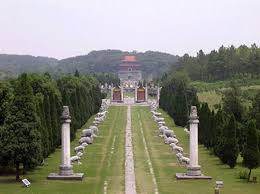 ming tombs, beijing
