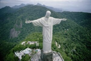 brazil, attractions of Brazil,christ the redeemer, south america