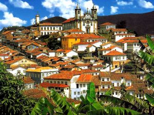 ouro preto, brazil,tourist atractions, south america