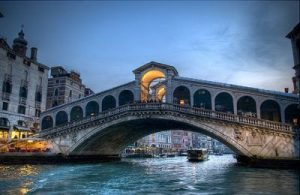 rialto bridge, venice, italy,grand canal, europe, top rated attractions